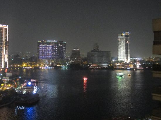 Sheraton Cairo Hotel, Towers & Casino: View overlooking of the Nile River