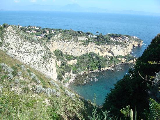 Naples, Italy: Isola della Gaiola a Posillipo