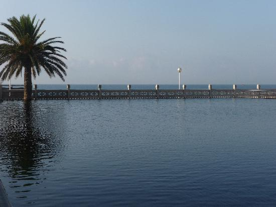 Le Meridien Ra Beach Hotel & Spa : vue des chambres