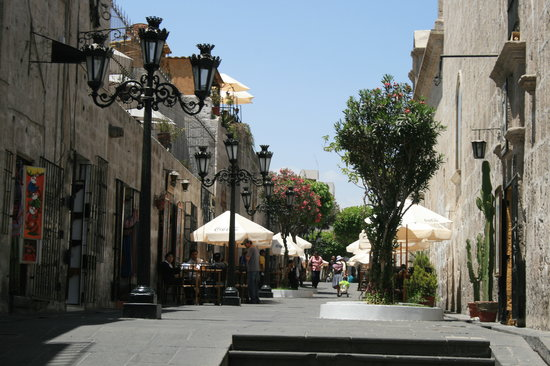 ‪Historic Centre of Arequipa‬