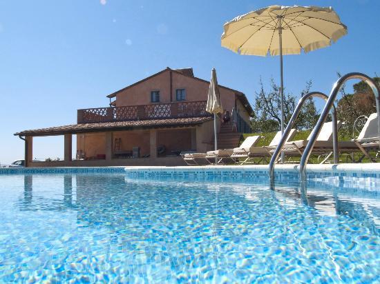 Agriturismo Pietra del Diavolo: swimmingpool