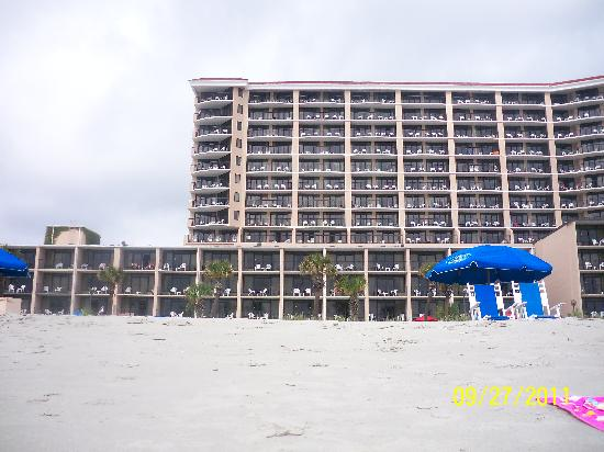 Compass Cove Oceanfront Resort: Home Away From Home