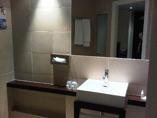 Kyriad Prestige Strasbourg Nord - Schiltigheim : Salla de bain