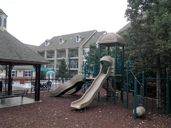 French Quarter Resort: playground