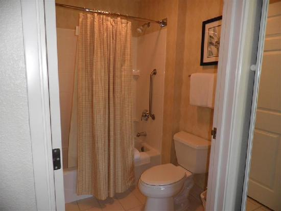 Residence Inn by Marriott Memphis Southaven: bathroom