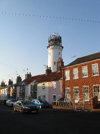 The Swan Hotel: Southwold Lighthouse