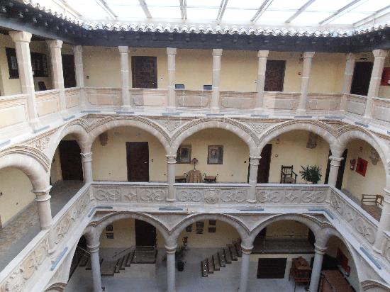Palacio de los Salcedo: hotel