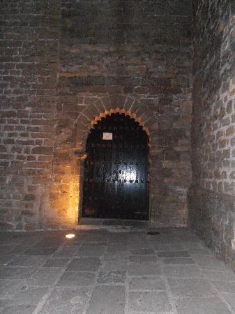 Palacio de los Salcedo: puerta de la luna en la catedral de baeza