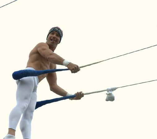 Trapeze Austin: Russell