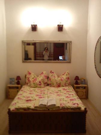 Firstapartments Inn City Center: Bedroom