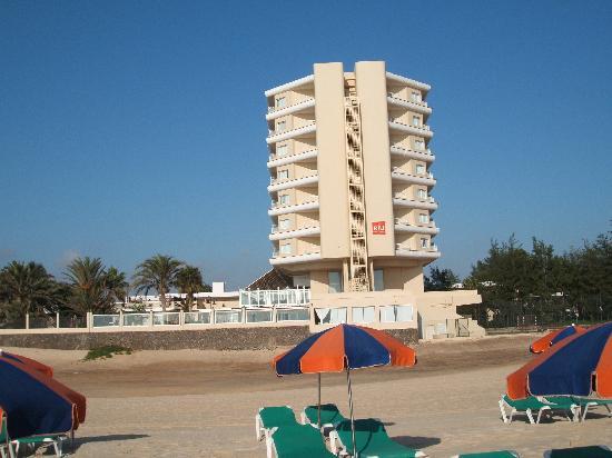 ClubHotel Riu Oliva Beach Resort: the beach