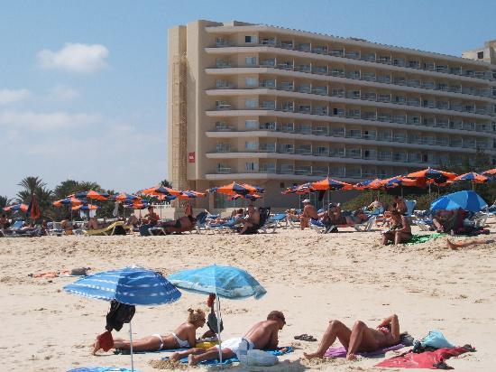 ClubHotel Riu Oliva Beach Resort: beach
