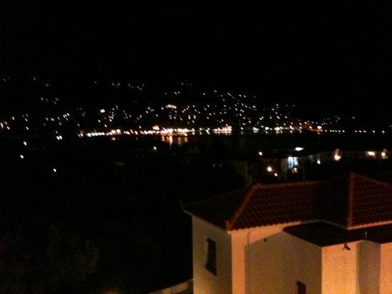 Skopelos Town, Greece: a wonderful night...