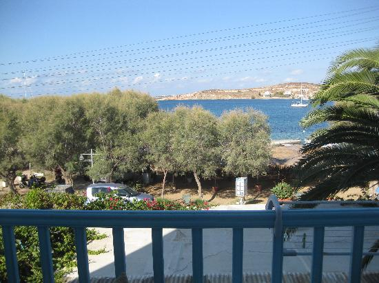 Livadia Hotel: View from the balcony