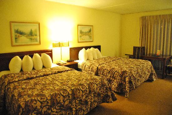 Foothills Inn: Room