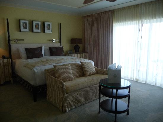 The Kahala Hotel & Resort: Our room