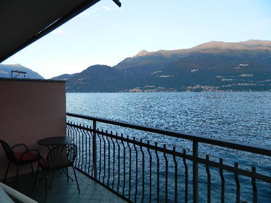 Albergo Ristorante Meridiana: View from the balcony