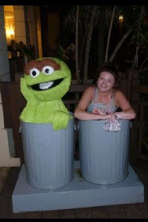Beaches Negril Resort & Spa: loved the sesame street theme there as well! :)