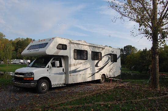 写真Walnut Hills Campground and RV Park枚