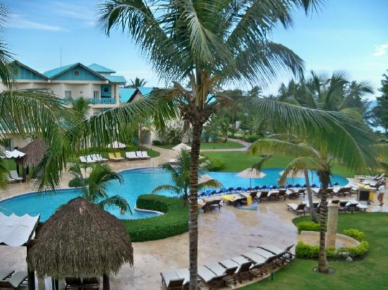 Dreams La Romana Resort & Spa: Preferred Infinity Pool