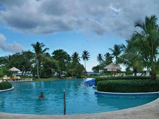 Dreams La Romana Resort & Spa: Preferred Infinity Pool