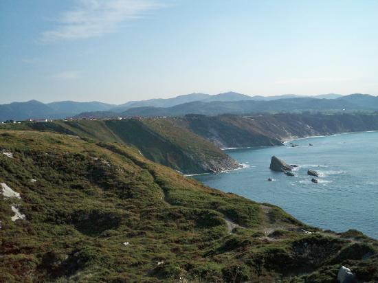 Casona de la Paca: Cabo de Vidio