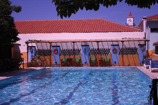 Ionia Hotel Skopelos: Great pool area