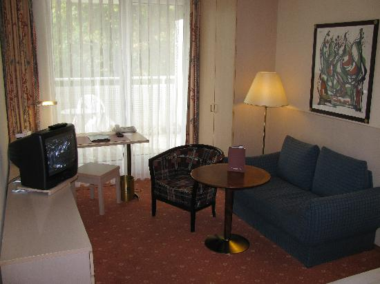 Derag Livinghotel Weissensee: Hotel Derag Queen Luise, Berlin