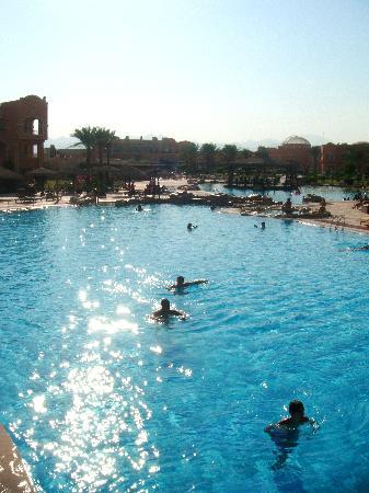Caribbean World Resorts Soma Bay: The pools