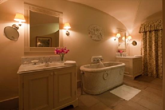 Ballyfin, Ireland: Sir Charles Coote Bathroom