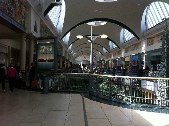 nice view - Picture of Bluewater Shopping Mall, Greenhithe ...