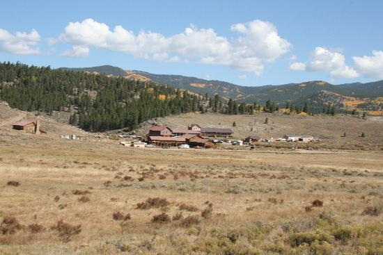 Waunita Hot Springs Ranch