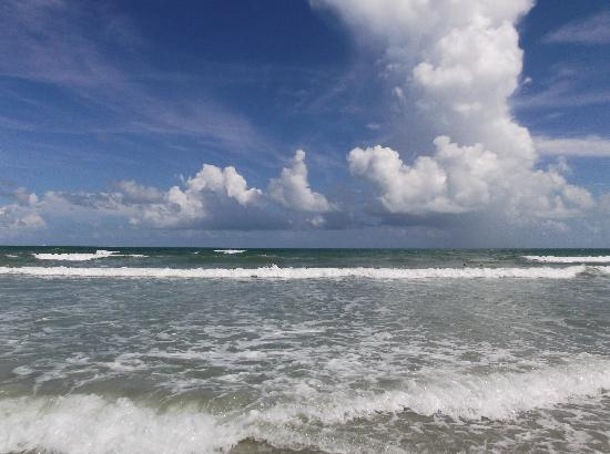 Courtyard Cocoa Beach Cape Canaveral: beach