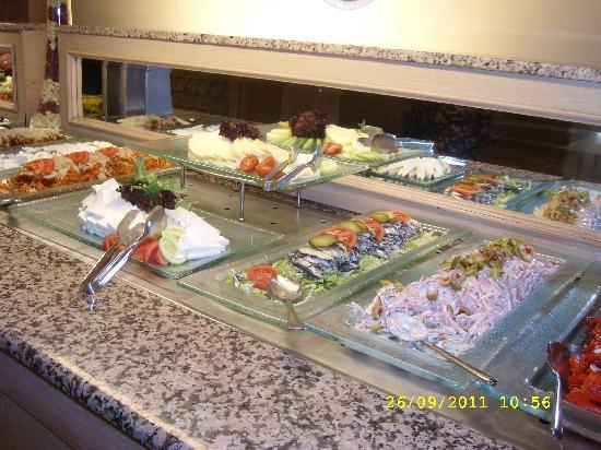 PALOMA Foresta Resort & Spa: Main Resturant Buffet