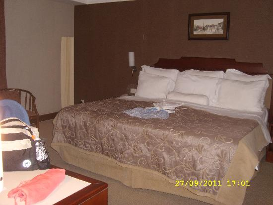 PALOMA Foresta Resort & Spa: Sleeping Area