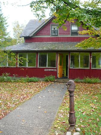 Keene Valley Lodge: Phelps Cottage