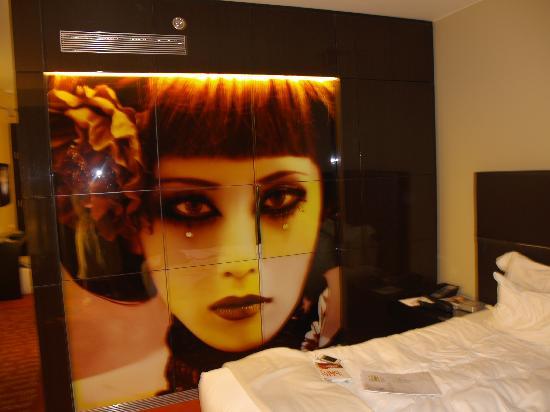 โรงแรมพาร์ค พลาซ่า เวสต์มินสเตอร์บริจด์ ลอนดอน: HABITACION
