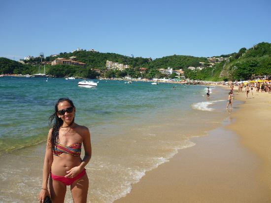 La Boheme Hotel e Apart Hotel: Playa de Joao Fernandez