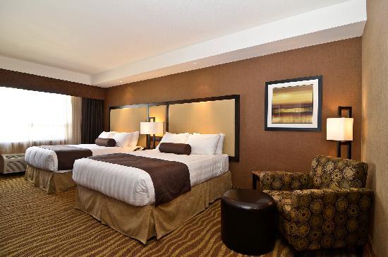 BEST WESTERN PREMIER Freeport Inn & Suites: Guestroom