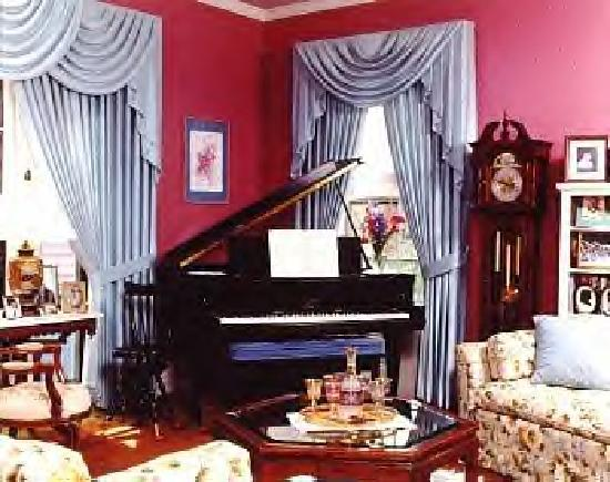 Amelia Payson House: relaxing
