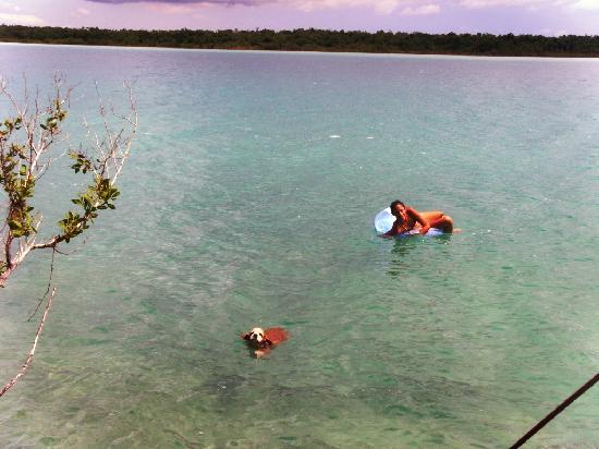 Laguna Azul : paraiso
