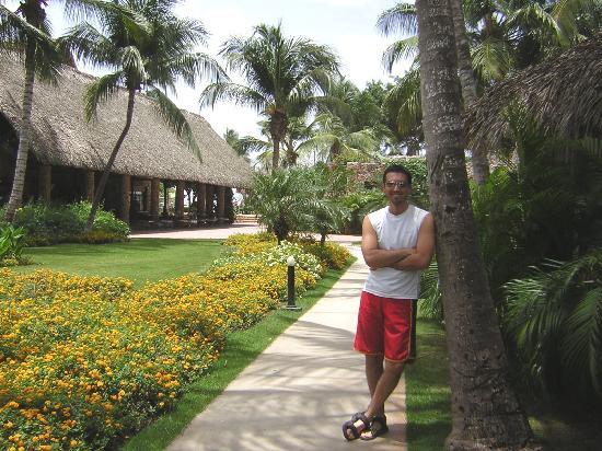 Viva Wyndham Dominicus Beach - An All-Inclusive Resort: INTERIOR DEL HOTEL