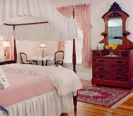 Amelia Payson House: sweet dreams
