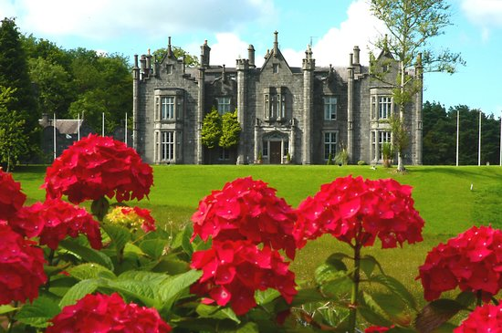Belleek Castle Restaurant: Belleek Castle