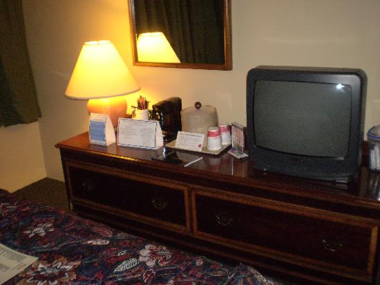 Ramada Middletown Newport Area : tv