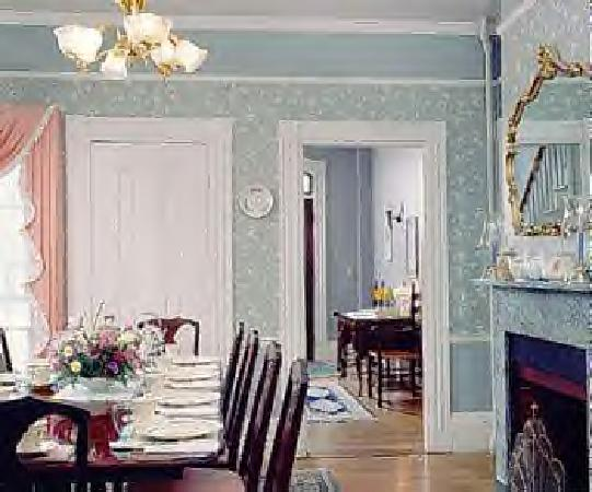 Amelia Payson House: fine dining