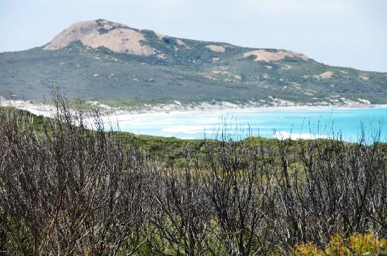 Esperance, Australia: top view