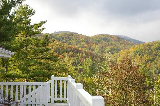 The Inn at Elk River : The View