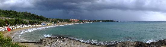 Alara Hotel : Der Strand