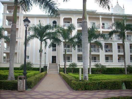 Hotel Riu Palace Punta Cana: alli estaba mi habitacion
